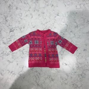 American Girl Sweater Cardigan